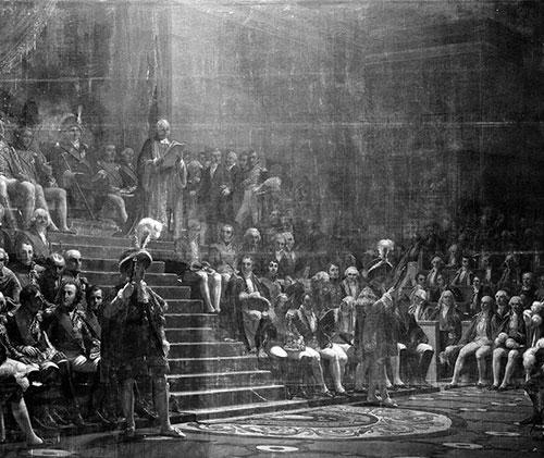 Charte de la 1ère Restauration du 4 juin 1814