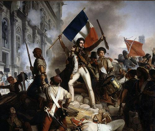 Monarchie de Juillet - 14 août 1830