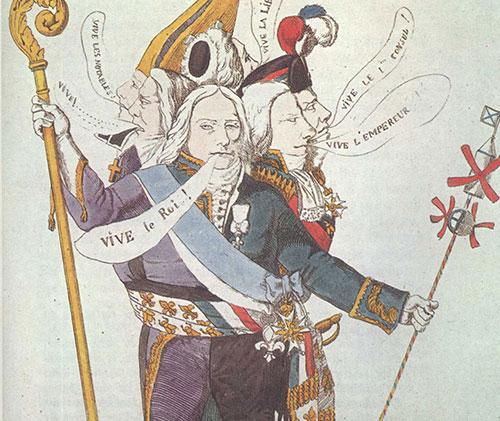 Caricature Talleyrand